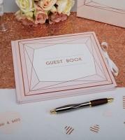 "Gästebuch ""Geo Chic"""