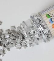 FunCakes Zuckersterne - silber -  60 g