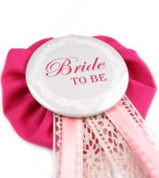"""Bride to Be""-Orden"