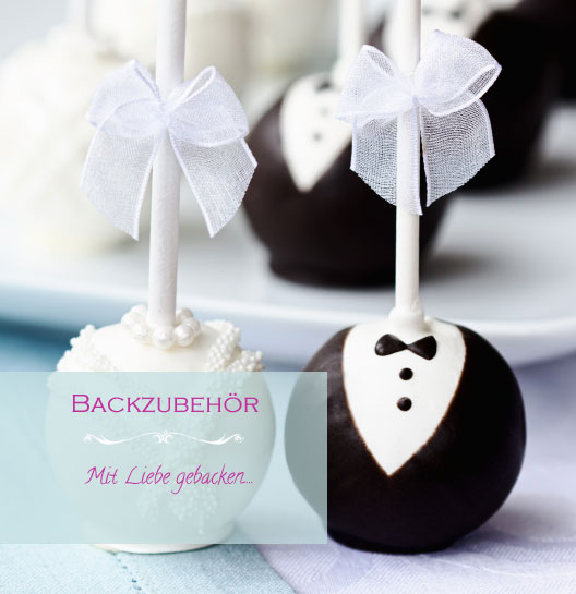 Backzubehör  Backzubehör | Candy Bar | My Bridal Shower