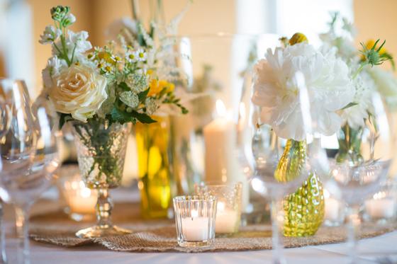 Hochzeitsdeko my bridal shower blog for Tischdekoration hochzeit blumen