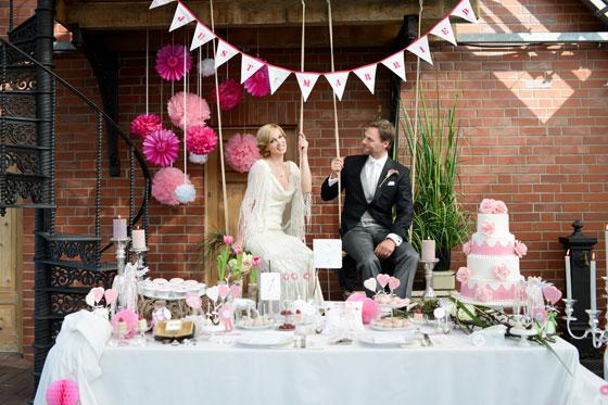 Hochzeits Shooting Mit Erlesenen Hochzeitsdienstleistern