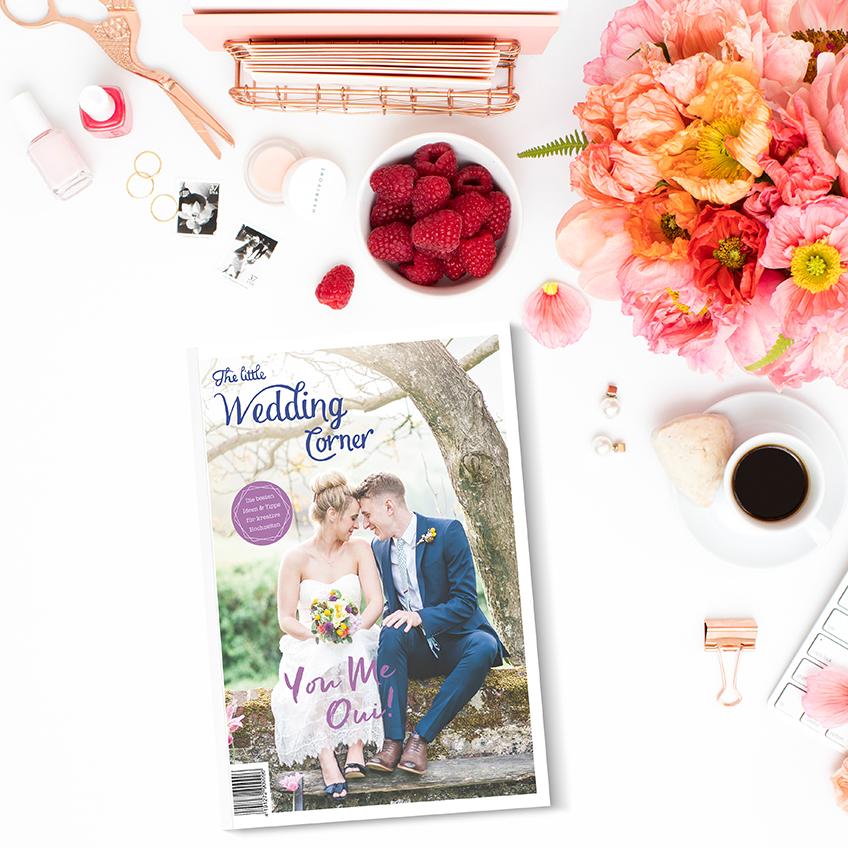 Der perfekte Lesestoff für die Hochzeitsplanung