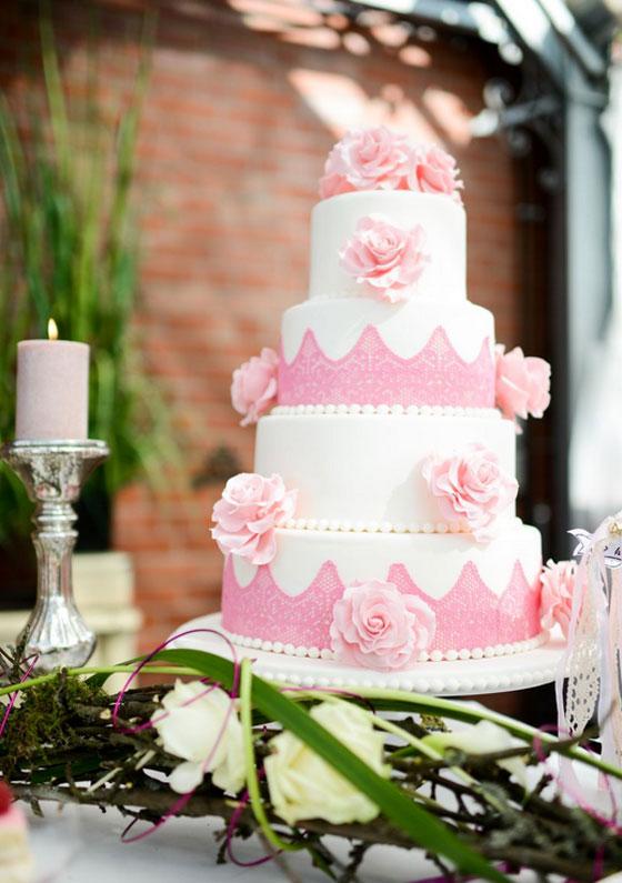 Hochzeitstorte - barbara-aletter.com