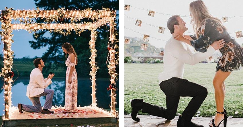 Heiratsantrag zum Valentinstag - schaff ein schönes Ambiente! (c) jesse_legg (c) growlovelyphotography