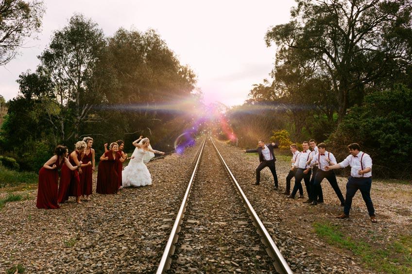 Eine Harry Potter Hochzeit im Herbst ist einfach magisch (c) little car photography