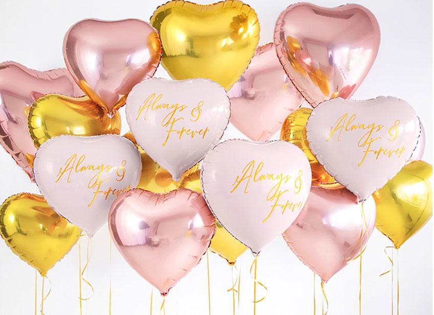 Die wichtigsten Hochzeits-Jubiläen - Goldene Hochzeit und mehr