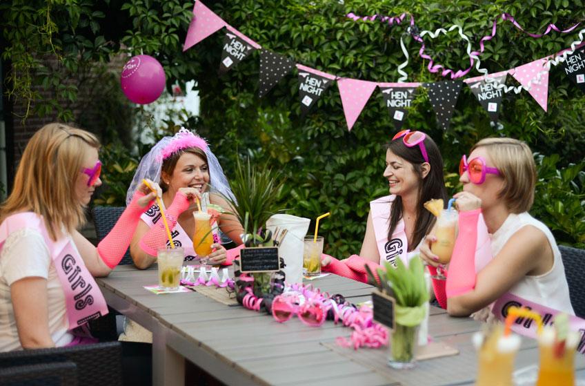 Verbring einen tollen Outdoor-JGA mit deinen Mädels mit unseren Ideen (c) Nadine Bartholdt