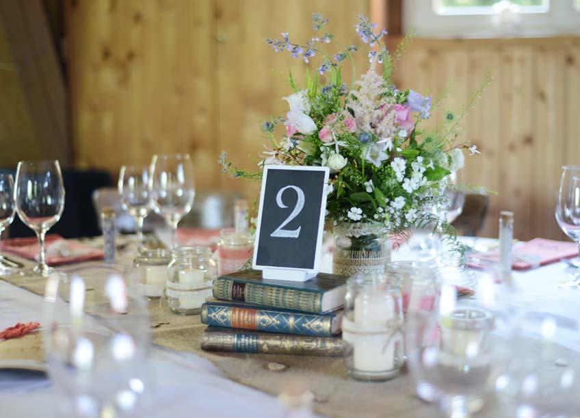 Sparen zur Hochzeit - Feier erst nachmittags und im passenden Stil (c) Nadine Bartholdt Fotografie