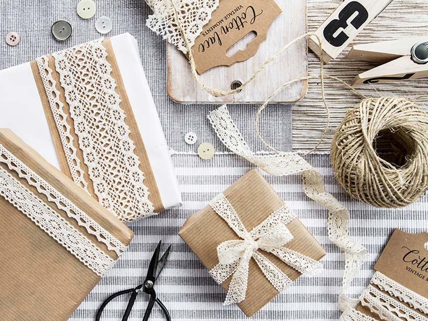 Verschenke nachhaltige Geschenke zur Hochzeit