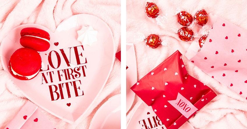 Valentintstagsgrüße zum Vernaschen - überrasch deinen Partner mit schönen Leckereien
