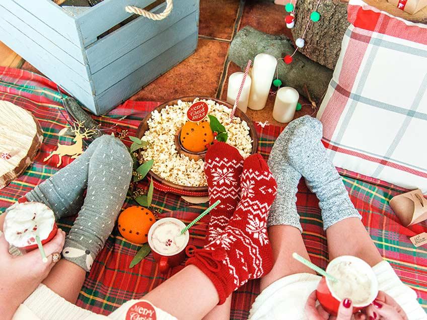 JGA im Winter - Indoor kuschlig entspannen, wenn es draußen kalt ist
