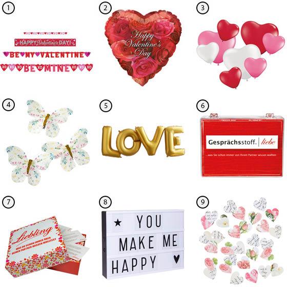 Wunderschöne Geschenke Und Deko Ideen Zum Valentinstag.