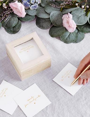 Wedding Advice Cards - schön und vielseitig einsetzbar, z.B. als Gästebuch oder fürs Planen vorher