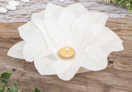 Erschaffe eine sprituelle Atmosphäre für dein Bridal Blessing