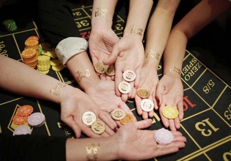 Für den JGA eine schöne Motto-Idee oder Unternehmung - Casino (c) Eileena Ley