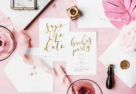 Sag deinen Brautjungfern liebevoll DANKE mit einem Dinner nach der Hochzeit