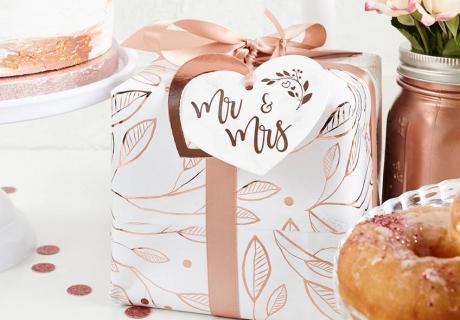 Geschenke bei der Couple Shower sollten für beide Partner geeignet sein