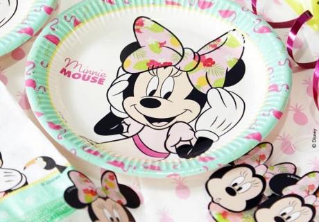 Feier doch einen Disney-JGA mit süßer Minnie Mouse Deko