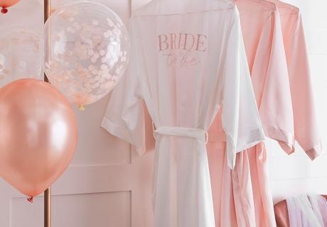 Entspanne deine Braut mit einem schönen Bridal Spa & Getting Ready