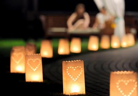 Polterabend mit Partylights - so bleibt es gemütlich bis in den Abend
