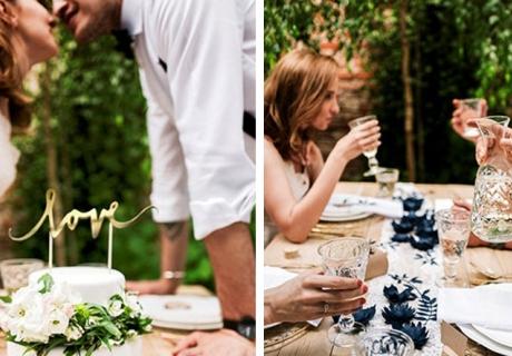 Polterabend feiern - mit Freunden gemütlich die Hochzeitsvorfreude teilen