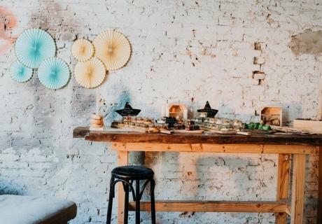 Wie wäre es mit einem tollen Catering im urbanen Stil zur Brautparty  (c) Christine Ladehoff Fotografie