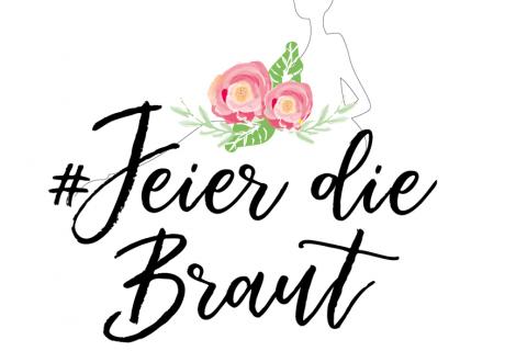 Zeig uns die schönsten Bilder deiner Zeit als Braut mit dem Hashtag #feierdiebraut