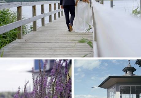 Heiraten am See - ein Traum von Location für die Sommerhochzeit