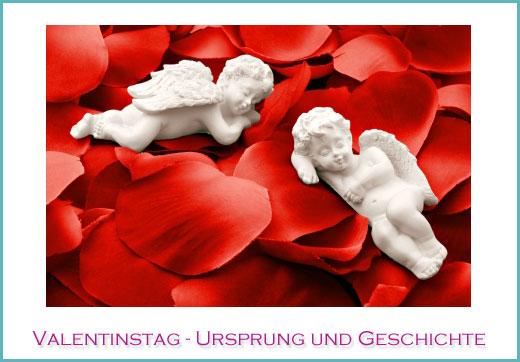 Valentinstag - Ursprung und geschichtlicher Hintergrund (Teil 1 ...