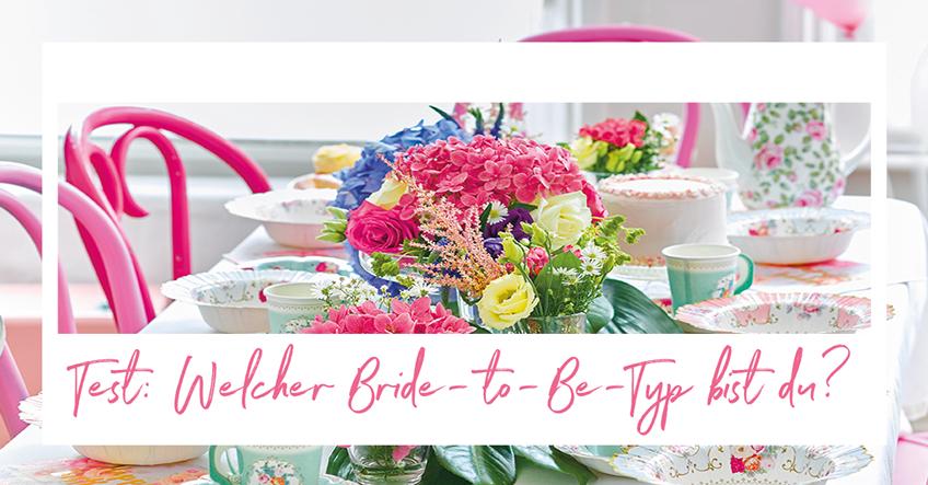 Wie du dich als Bride to Be am besten feiern lassen kannst, erfährst du in unserem Test
