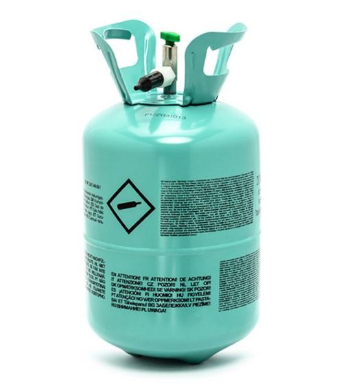Helium Ballongas Einwegzylinder für bis zu 30 Ballons