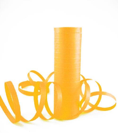Papierluftschlange - orange