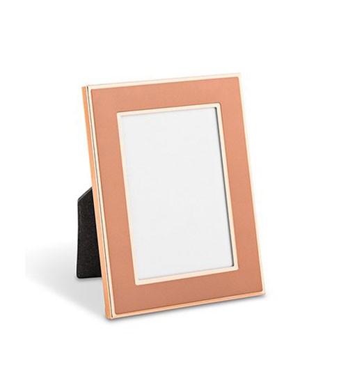 Kleiner Bilderrahmen - rosegold - 8,5 x 11,2 cm