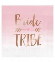 "Servietten ""Rosé All Day"" - Bride Tribe - 16 Stück"
