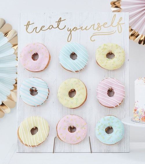 "Donut-Wand ""Treat yourself"""