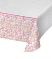"""Kunststoff-Tischdecke """"Little Flowers"""" - 137 x 259 cm"""