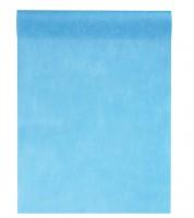 Tischläufer aus Vlies - türkisblau - 30 cm x 10 m