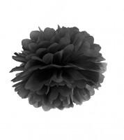 Pom Pom - 25 cm - schwarz