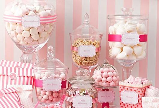 Alles Fur Ihre Candy Bar Den Sweet Table