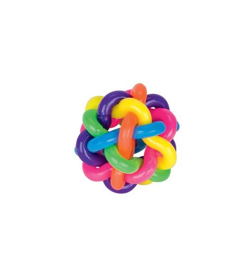 Bunter Regenbogenball - 4 cm