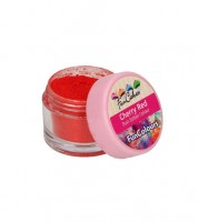 Funcakes Lebensmittelfarbe Pulver - cherry red - 2,5 g