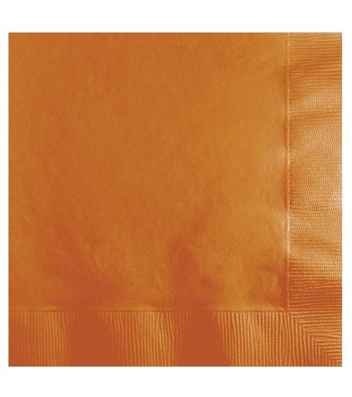 Servietten - pumpkin - 50 Stück