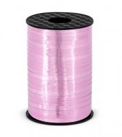 Geschenkband - metallic rosa - 5 mm x 225 m