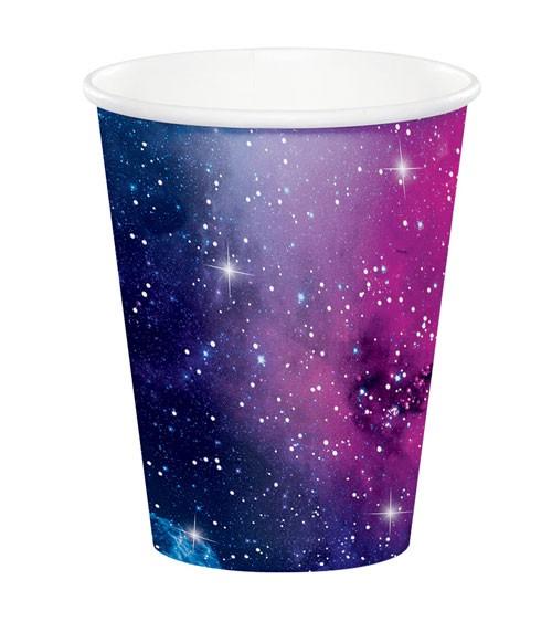 "Pappbecher ""Galaxy-Party"" - 8 Stück"