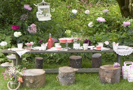 Outdoor Hochzeit Dekorationen Haus Deko