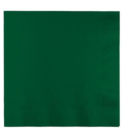 Servietten - hunter green - 50 Stück