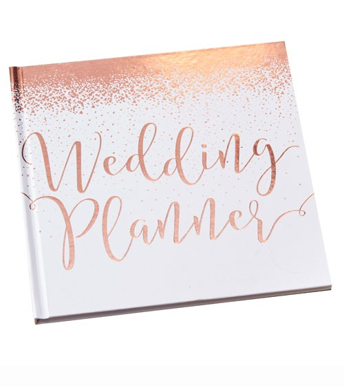 Hochzeitsplaner - rosegold