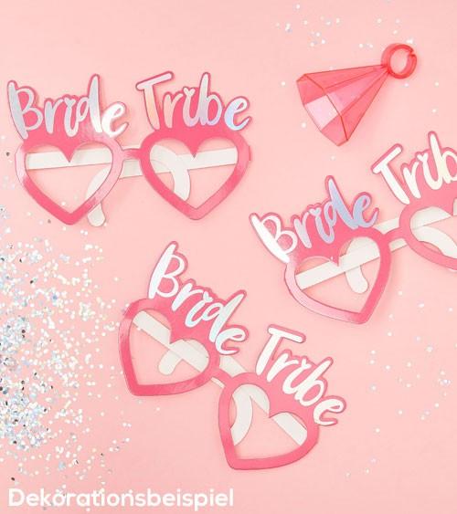"Party-Brillen ""Bride Tribe"" - 8 Stück"