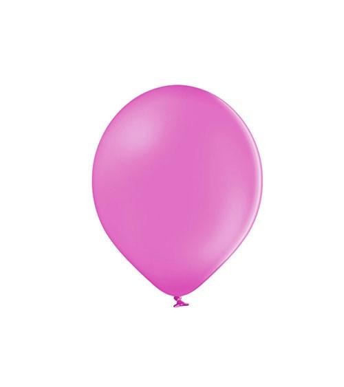Mini-Luftballons - pastell pink - 12 cm - 100 Stück